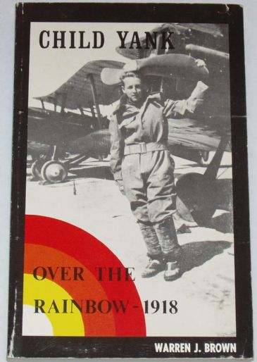 Child Yank - Over the Rainbow 1918, by Warren Brown